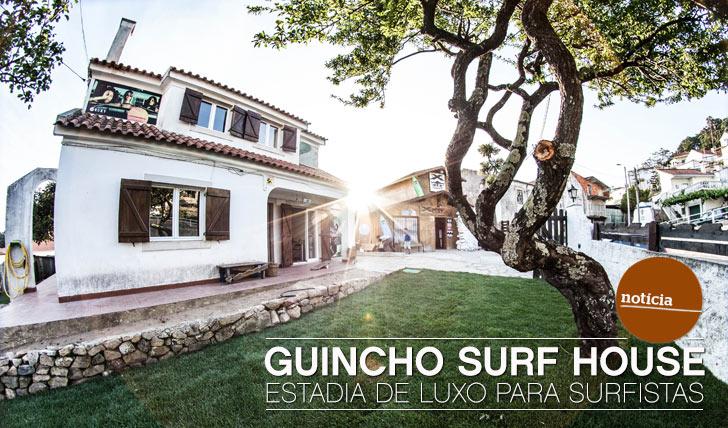 11639Guincho Surf House | Uma estadia de Luxo