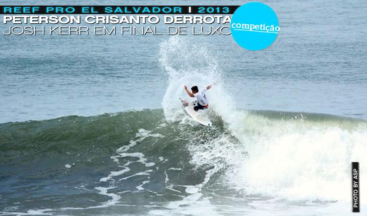 11412Peterson Crisanto vence Reef Pro El Salvador