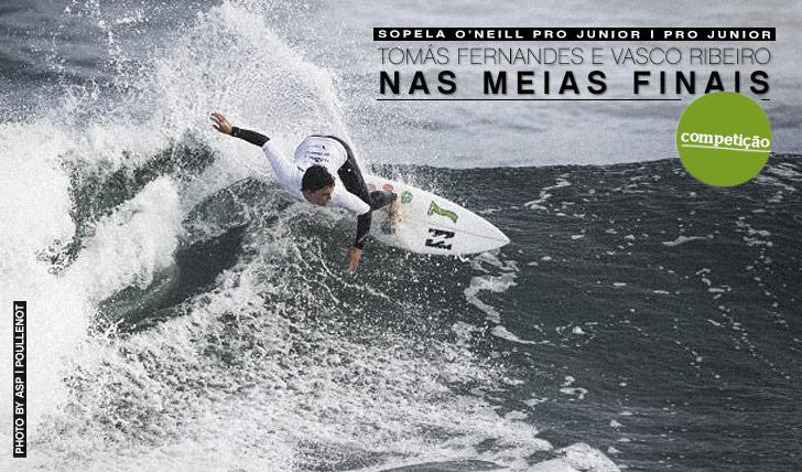 11598Tomás Fernandes e Vasco Ribeiro nas meias-finais | Sopela O'Neill Pro Junior