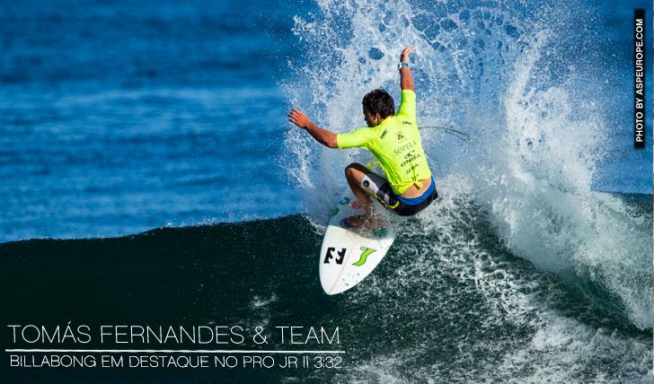 11742Tomás Fernandes & Team Billabong em destaque no Pro Jr || 3:32