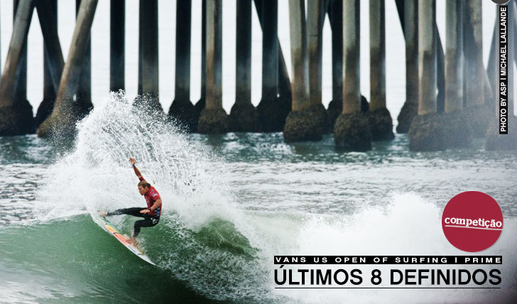 11607Vans US Open of Surfing nos quartos de final