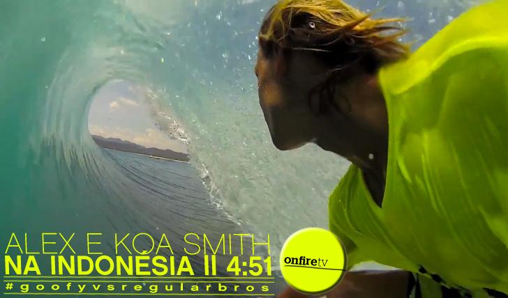 11192Alex e Koa Smith na Indonésia || 4:57