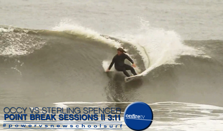 11151Occy VS Sterling | Point break Sessions || 3:11