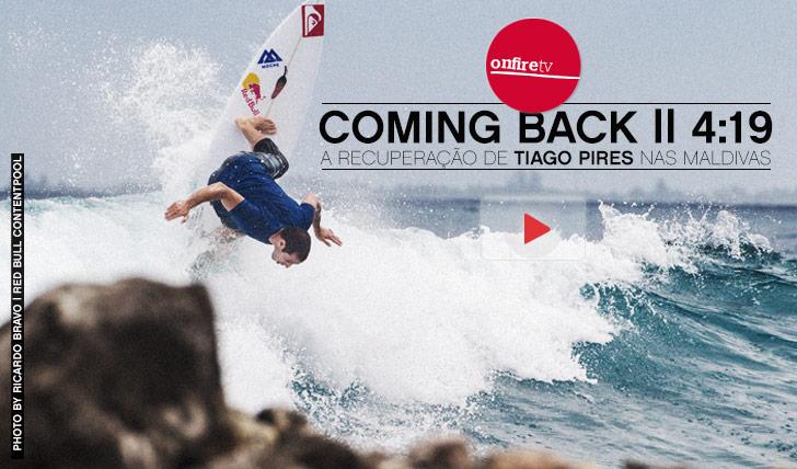 12243Coming Back | A recuperação de Tiago Pires nas Maldivas || 4:19