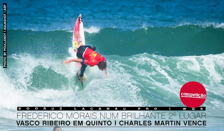 12219Frederico Morais num brilhante 2º lugar em Lacanau | Vasco Ribeiro é 5º