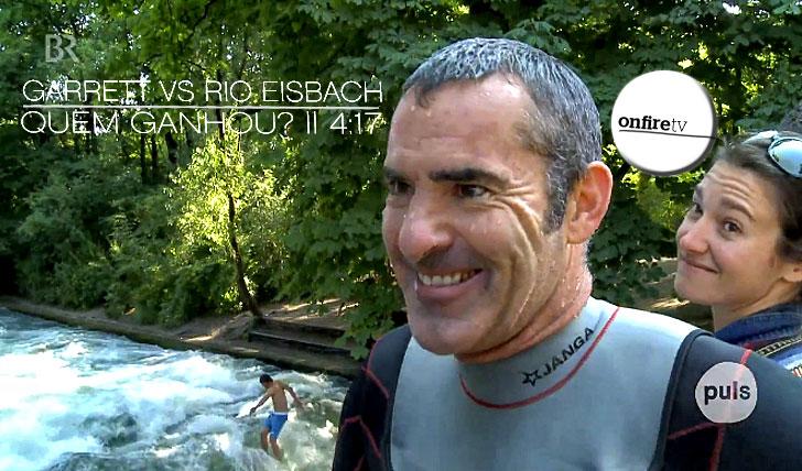 11826Garrett Vs Rio Eisbach | Quem ganhou? || 4:17