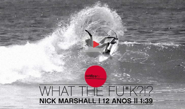 12156What the fu*k?!? | Nick Marshall | 12 anos || 1:39