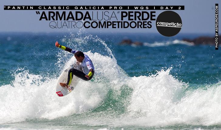 12413Quatro portugueses eliminados no dia 2 do Pantin Classic Galicia Pro