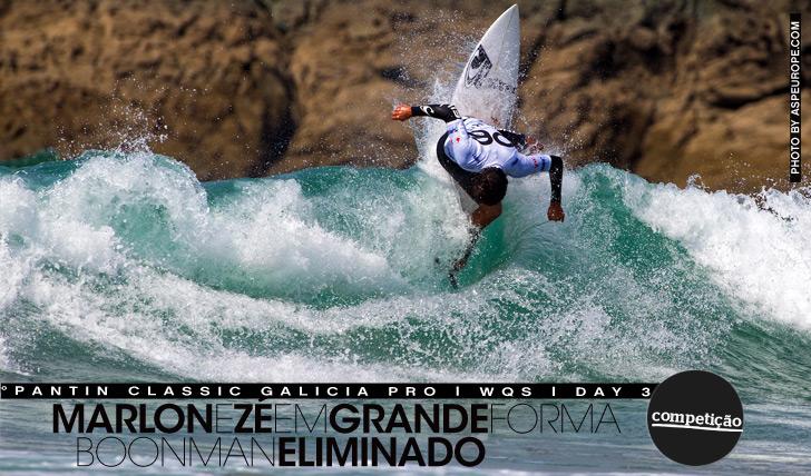 12441Zé Ferreira e Marlon Lipke brilham no Pantin Classic Galicia Pro | Dia 3