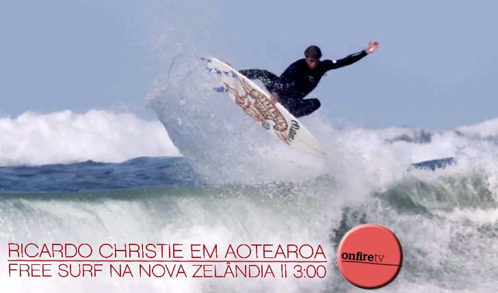 11849Ricardo Christie em Aotearoa || 3:00