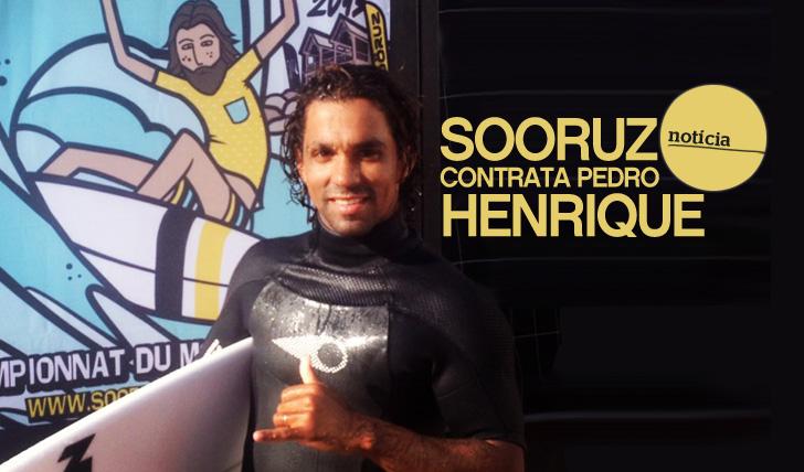 11935SOORUZ junta Pedro Henrique ao seu team
