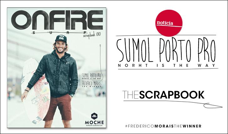 12177ONFIRE Scrapbook 010 | Sumol Porto Pro || 137 pág.
