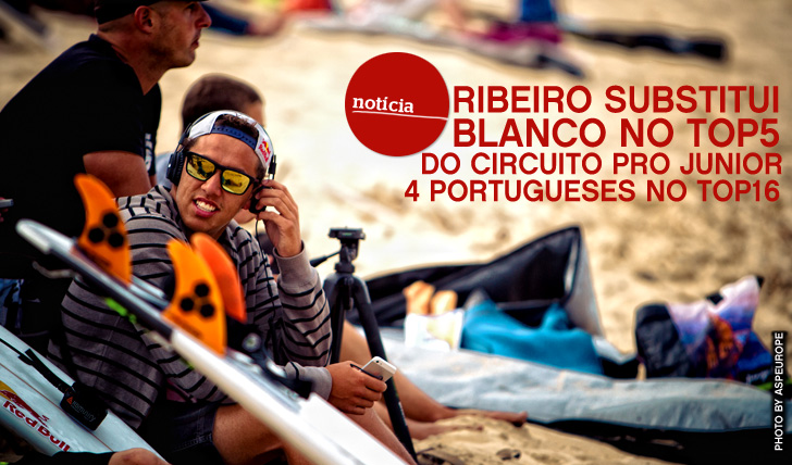 12138Vasco Ribeiro entra no top5 do Pro Junior