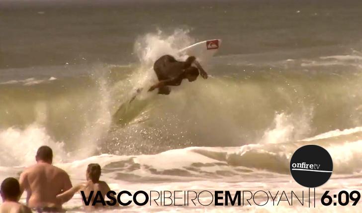 12388Vasco Ribeiro | Free surf em Royan || 6:09