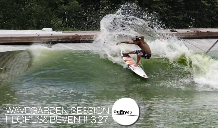 11974Wavegarden Session | Flores e Beven || 3:27