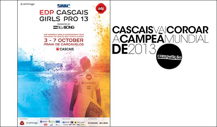 12887Campeã Mundial de 2013 será coroada em Cascais | EDP CASCAIS GIRLS PRO 13 presented by Billabong