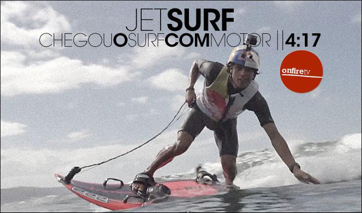 12505Jet Surf | Chegou o surf com motor || 4:17