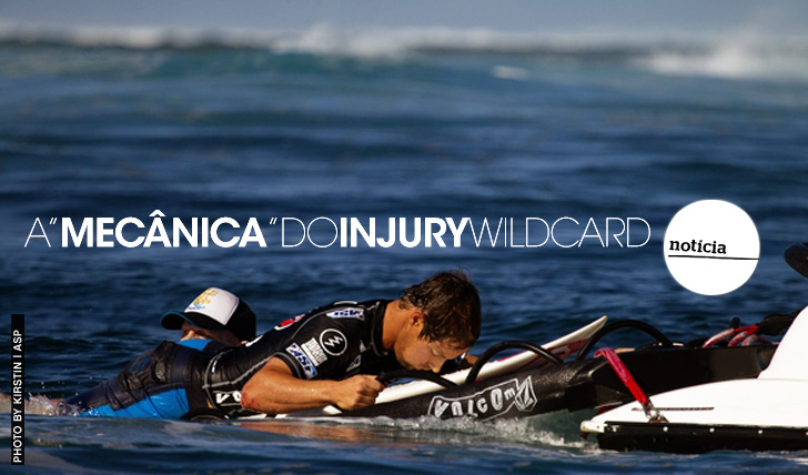 "12983A ""mecânica"" do Injury Wildcard"