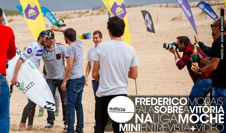 13162Frederico Morais fala sobre o seu primeiro título da Liga Moche | Mini Entrevista + Vídeo