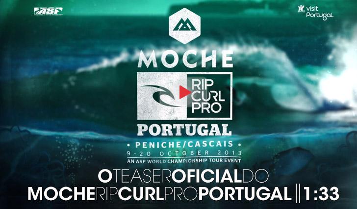 12934O Teaser do WCT em Portugal, o MOCHE Rip Curl Pro Portugal || 1:33