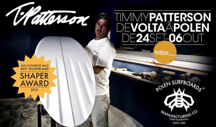 13091Timmy Patterson está de volta à Polen Surfboards