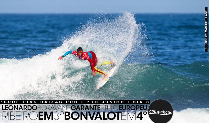 13072Fioravanti garante título Europeu Pro Junior no Surf Rias Baixas Pro