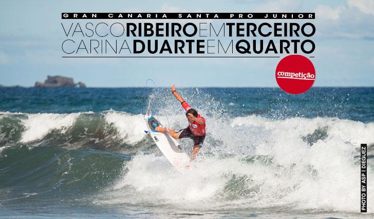 12956Vasco Ribeiro é terceiro no Gran Canaria Santa Pro Junior