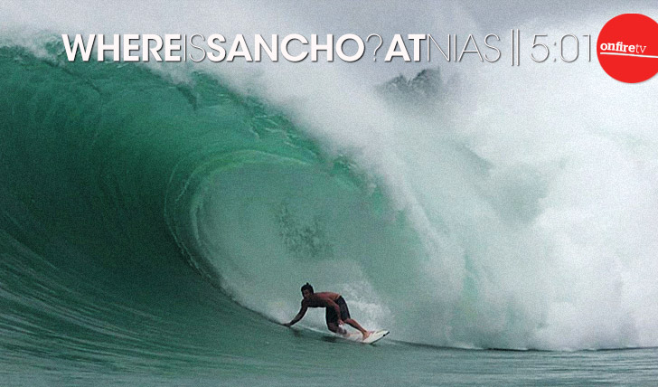 13159Where is Sancho? At Nias || 5:01