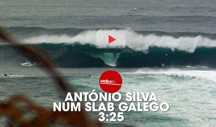 14055António Silva num inacreditável slab galego || 3:25