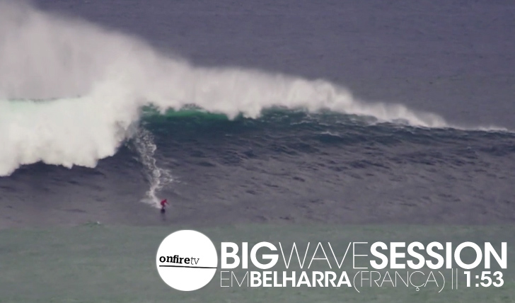 14022Big Wave Session em Belharra || 1:52