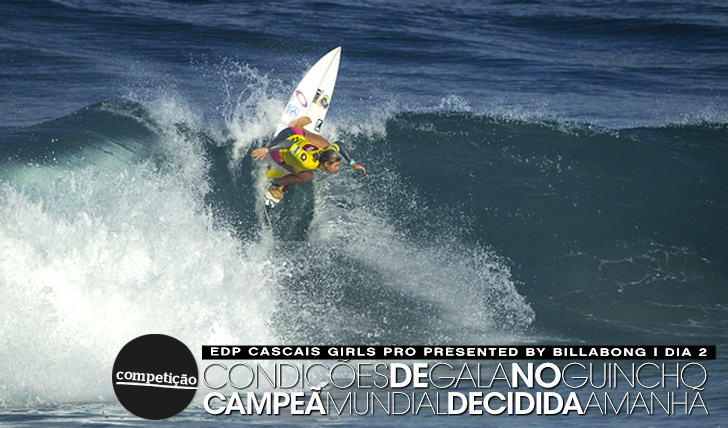 13237Disputa pelo título segue para o dia 3 do EDP Cascais Girls Pro Presented by Billabong