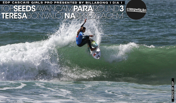13226Top Seeds avançam para round 3 no EDP Cascais Girls Pro | Dia 1