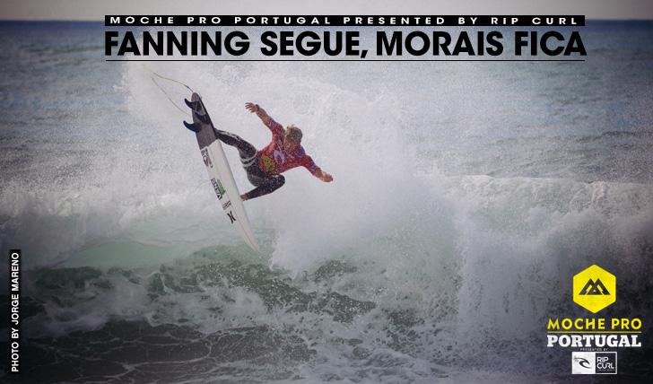 13764Fanning segue, Frederico fica   Moche Pro Portugal Presented by Rip Curl   Dia 8