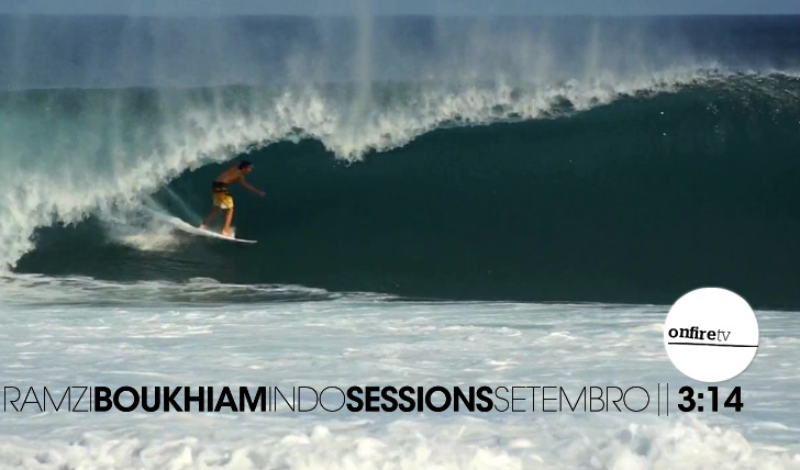 13214Ramzi Boukhiam na Indonésia | Setembro || 3:14
