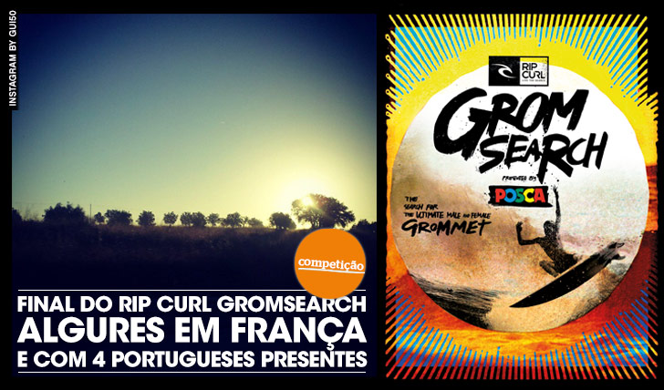 14002Final do Rip Curl Gromsearch começa amanhã com quatro portugueses