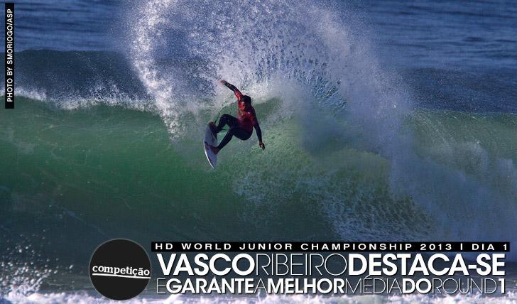 14039Vasco Ribeiro é o destaque do round 1 no WJC