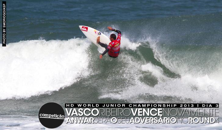 14099Ribeiro vence novamente | HD WJC | Dia 3