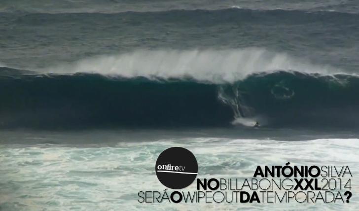 14512António Silva no Billabong XXL de 2014 || 0:50