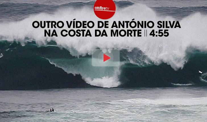 14164Outro vídeo de António Silva na Costa da Morte || 4:55