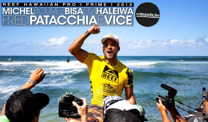 14490Bourez vence (novamente) o Reef Hawaiian Pro