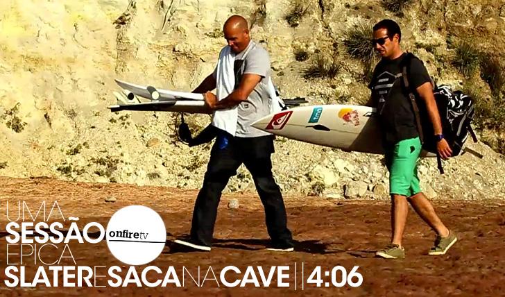 14518Uma sessão épica | Slater e Saca na Cave || 4:06