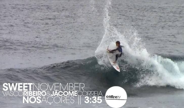14508Sweet November | Vasco Ribeiro e Jácome Correia nos Açores || 3:35