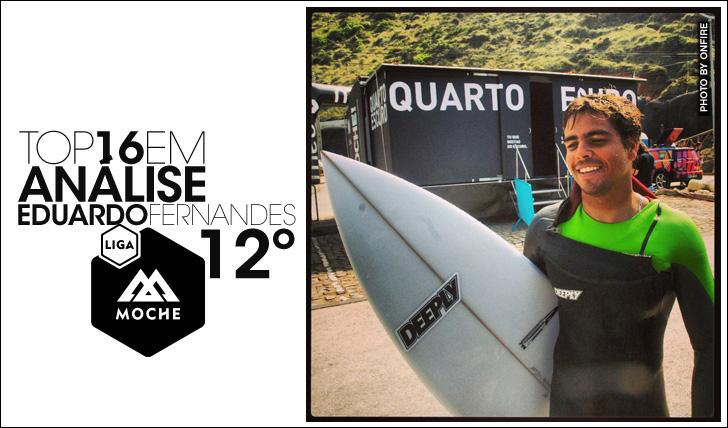 14521Liga Moche | Top16 em Análise | Eduardo Fernandes – 12º