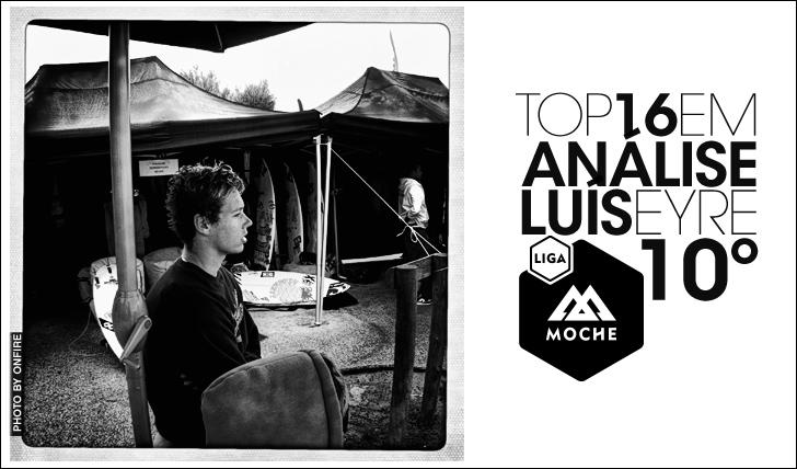 14568Liga Moche | Top16 em Análise | Luís Eyre – 10º