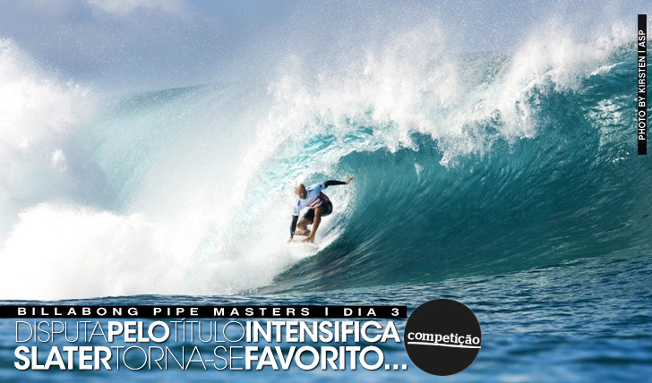 14863Slater vira  favorito no Billabong Pipe Masters | Dia 3