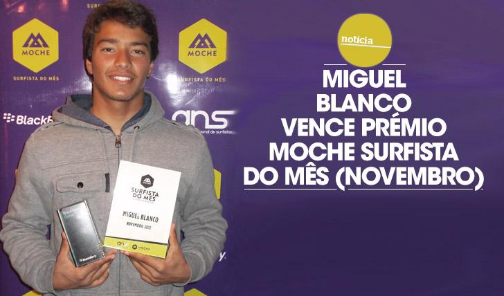 14769Miguel Blanco vence prémio MOCHE surfista do mês