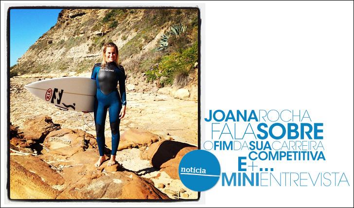 15053Joana Rocha fala sobre o fim da sua carreira competitiva | Mini-Entrevista