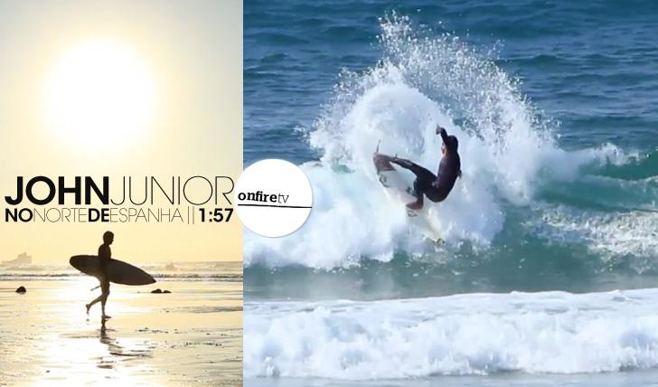 14887John Junior no Norte de Espanha || 1:57