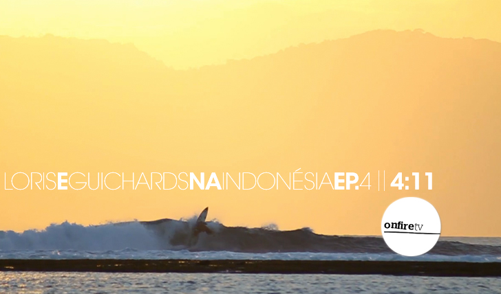 14738Loris e Guichards na Indonésia | Ep.4 || 4:11