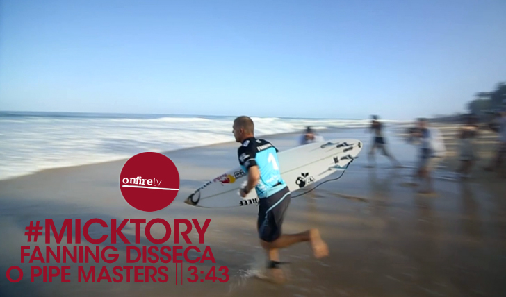 "15047#Micktory | Fanning ""disseca"" o Pipe Masters 